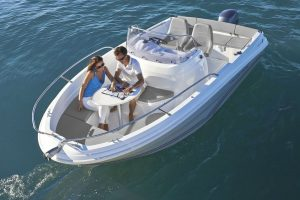 Cap Camarat 5.5 Center Console – Series 2