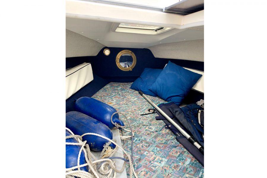 Fletcher Sports Cruiser 18 GTS - 2 berth cuddy
