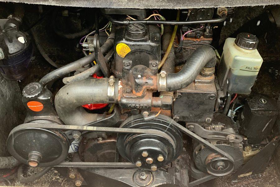 Fletcher Sports Cruiser 18 GTS - MerCruiser 3.0L inboard engine