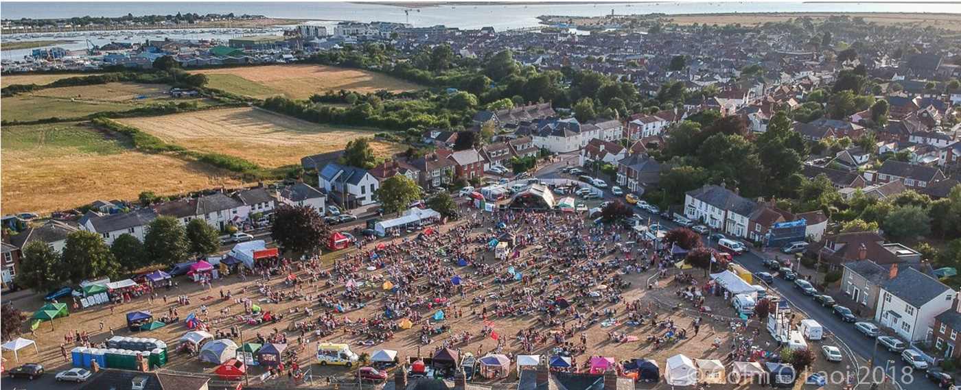 Brightlingsea Free Music Festival