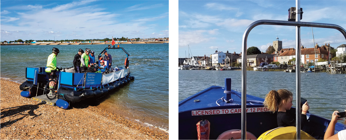 Brightlingsea foot ferry