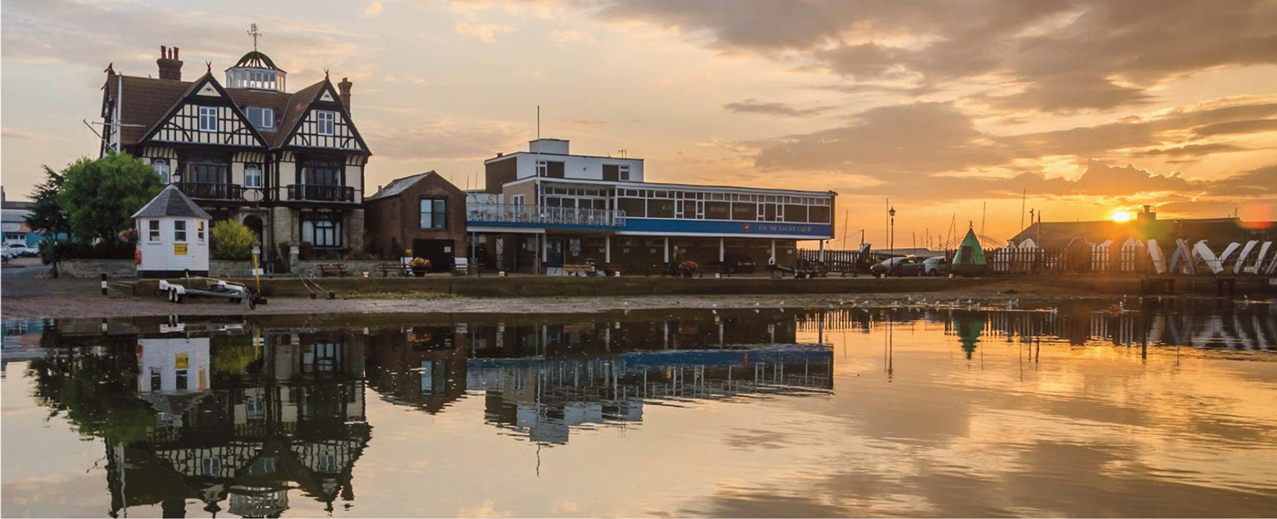 Brightlingsea Sailing Club