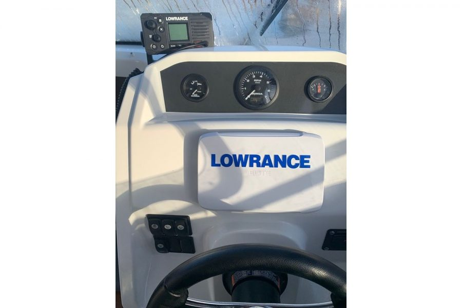 Used 2018 Jeanneau Merry Fisher 605 Legend - engine controls