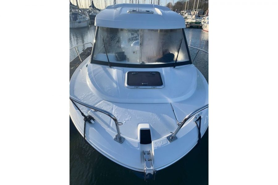 Used 2018 Jeanneau Merry Fisher 605 Legend - bow