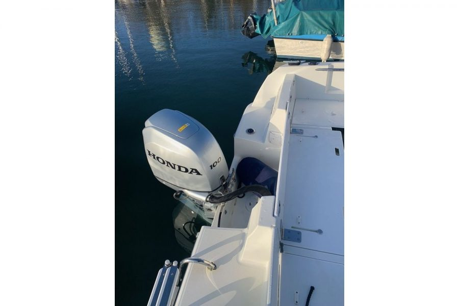 Used 2018 Jeanneau Merry Fisher 605 Legend - transom