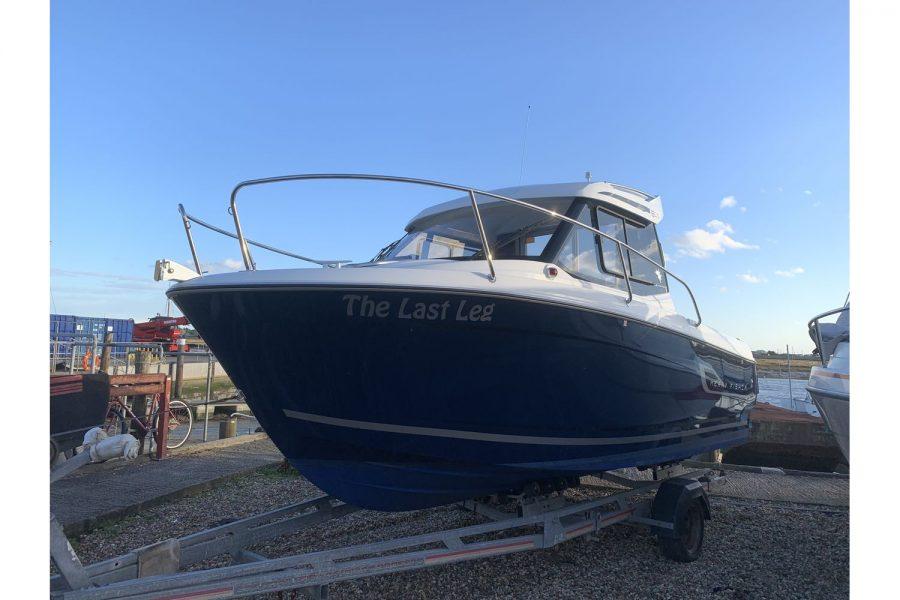 Used 2018 Jeanneau Merry Fisher 605 Legend