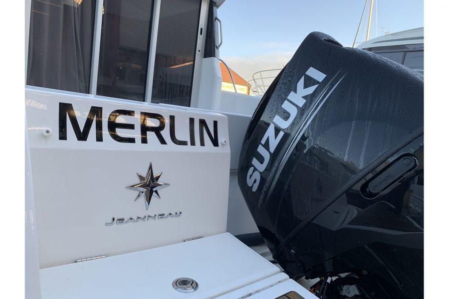 Jeanneau Merry Fisher 695 - Suzuki 150hp outboard