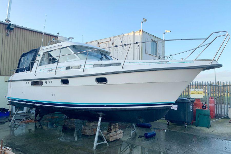 Nimbus 30c boat