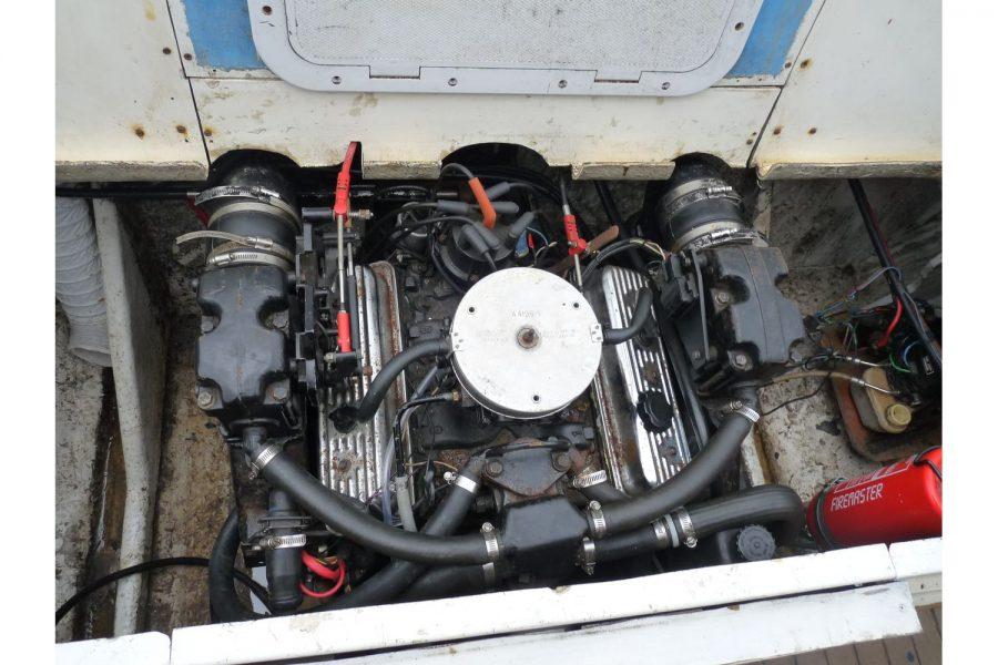 Fairline Fury 24 - MerCruiser 175hp petrol inboard