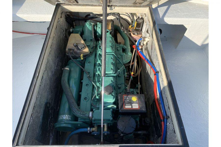 Hardy Fisherman 24 Extended Wheelhouse - Volvo Penta inboard