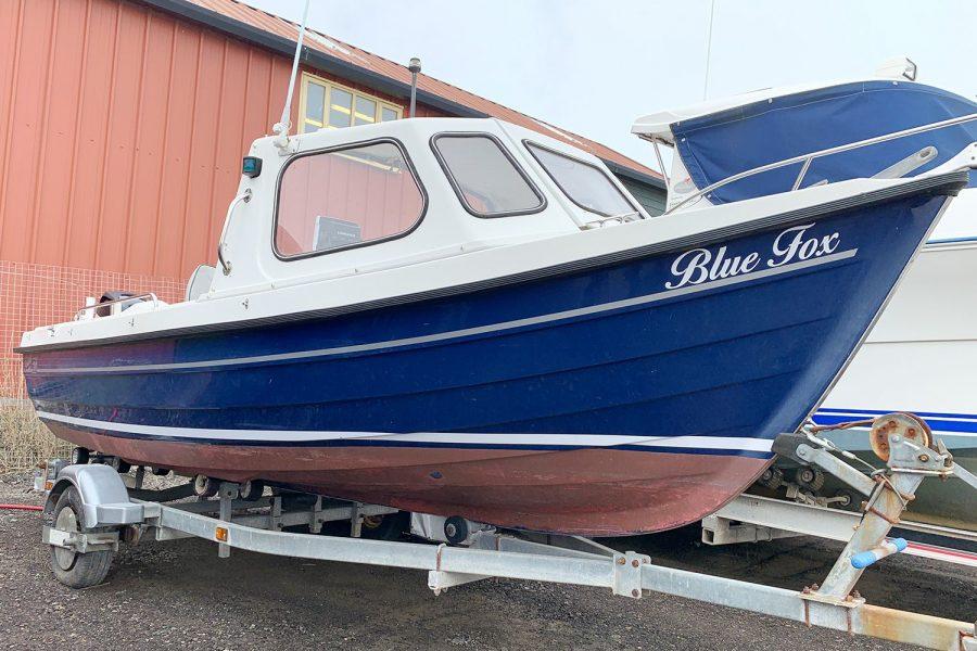 Orkney 520 fishing boatstarboard side