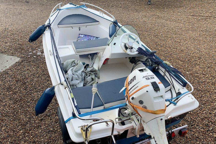 Sport Yacht 410