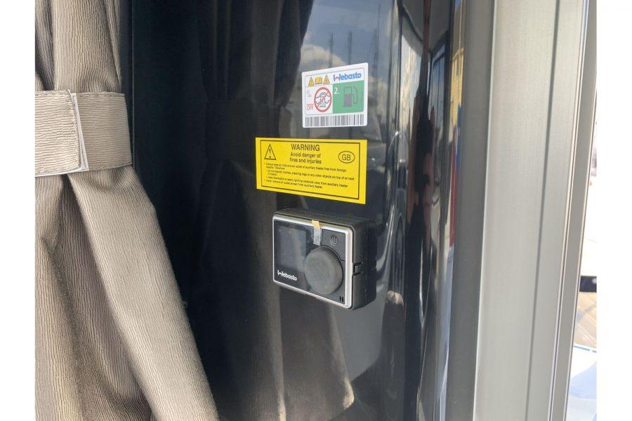 Jeanneau Merry Fisher 605 - Webasto diesel heating