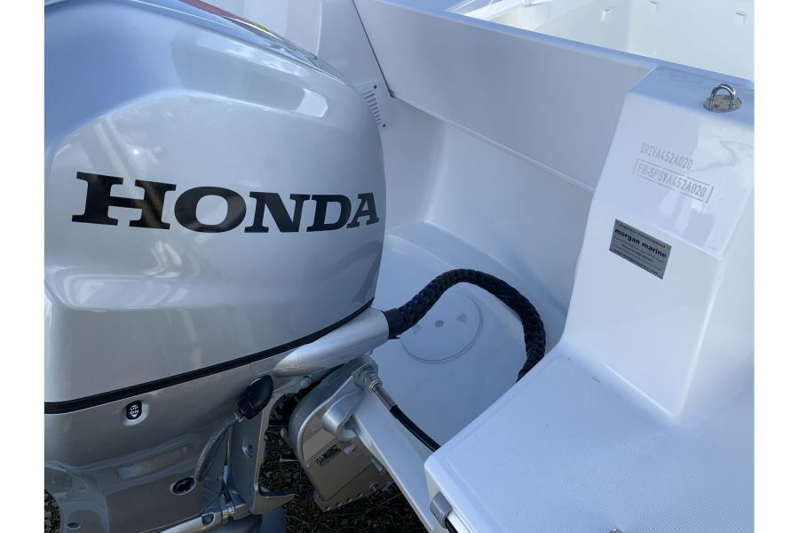 Jeanneau Merry Fisher 605 - Honda BF 100 outboard