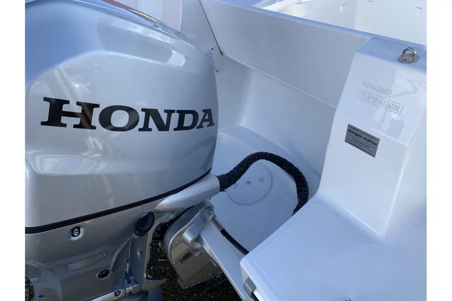 Jeanneau Merry Fisher 605 - Honda BF 100 outboard