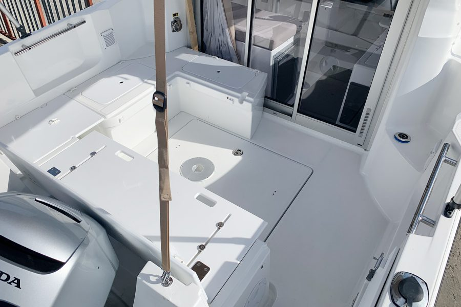 Jeanneau Merry Fisher 695 - cockpit