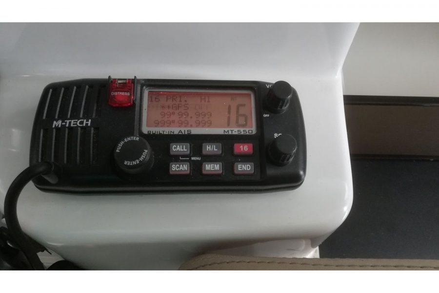 Jeanneau Merry Fisher 755 - M-Tech VHF with AIS