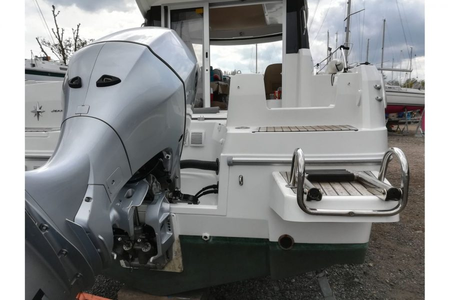 Jeanneau Merry Fisher 755 - Honda 175hp outboard