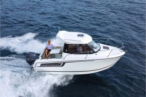 Jeanneau Merry Fisher 605 – loaded with extras