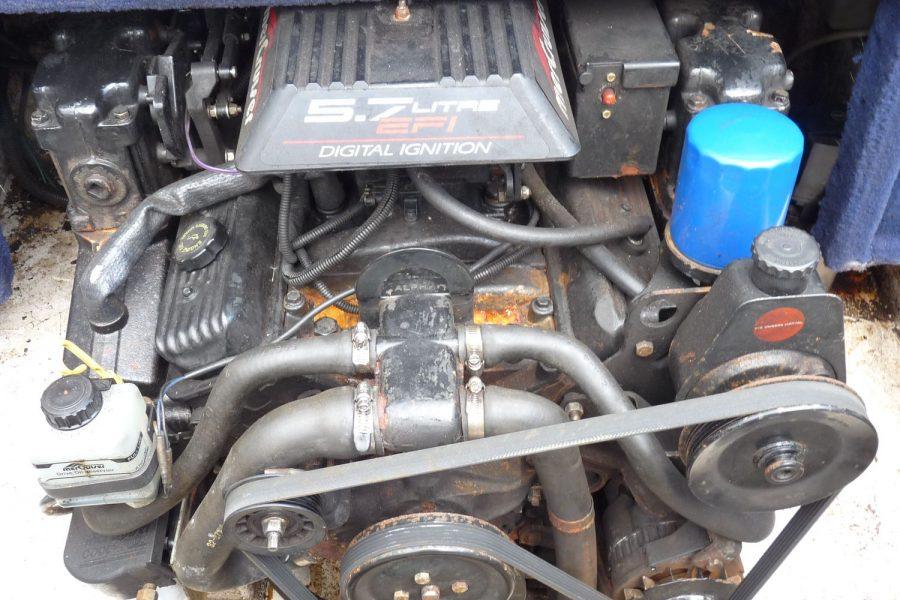 Monterey 235 Cuddy - MerCruiser 5.7L inboard