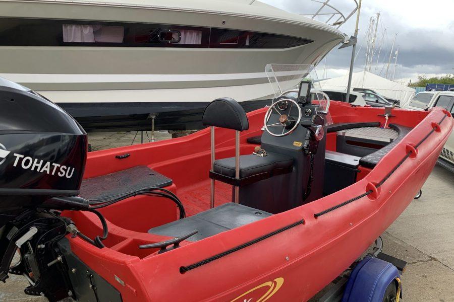 Fun Yak 15 boat