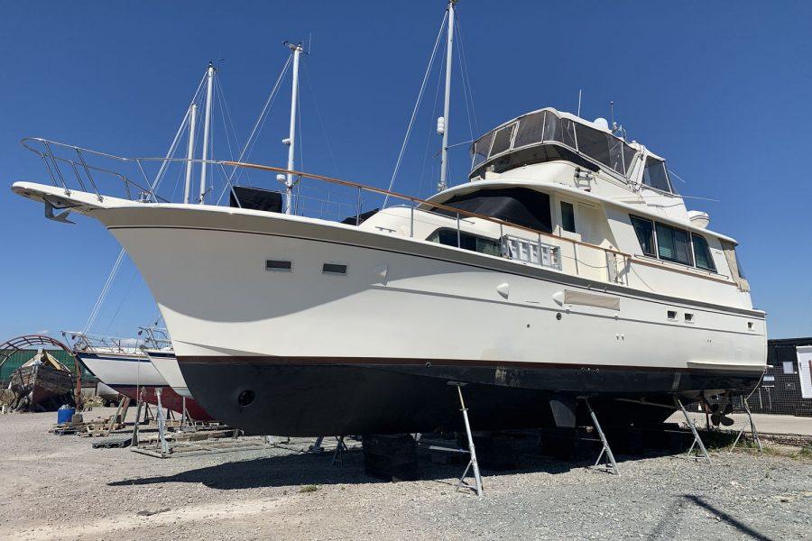 Hatteras 53 ED Motor Yacht
