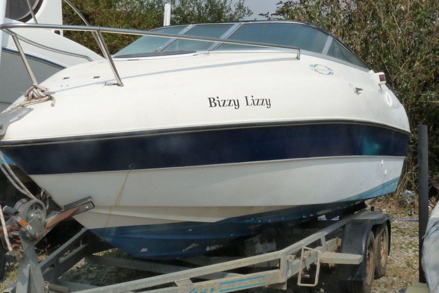 Fletcher Sportscruiser 19 GTS sport boat