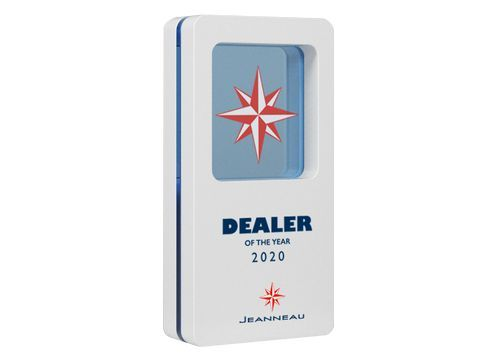 Morgan Marine awarded Jeanneau Dealer of the Year 2020