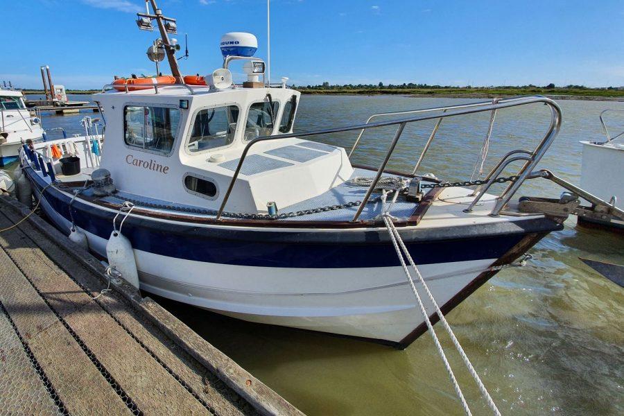 Starfish 8m fishing boat