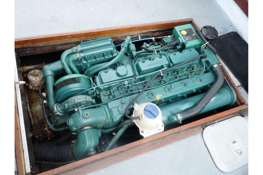 Starfish 8m fishing boat - Volvo inboard diesel