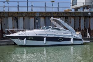 Doral Monticello 270 – diesel sports cruiser