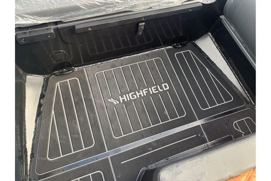 Highfield HX6 Aluminium RIB - flooring
