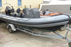 Humber Destroyer 7m RIB