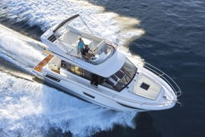 Jeanneau Merry Fisher 38 Flybridge