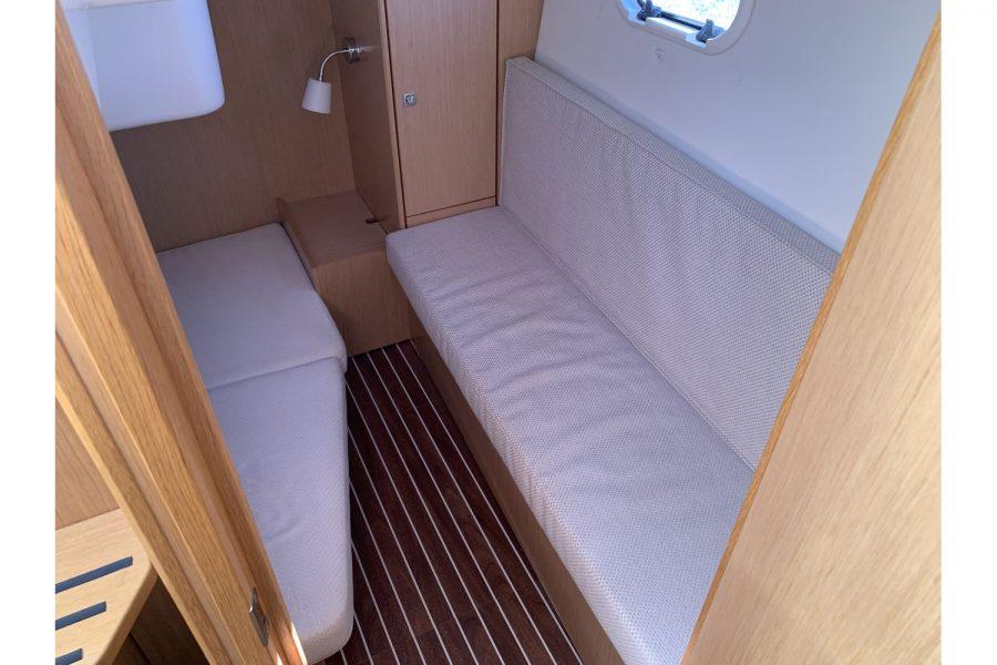 Bavaria 29 Sport - aft cabin