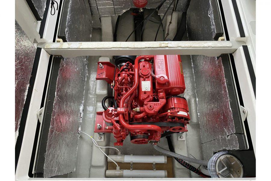 Hardy Mariner 25 - Beta 30 inboard diesel