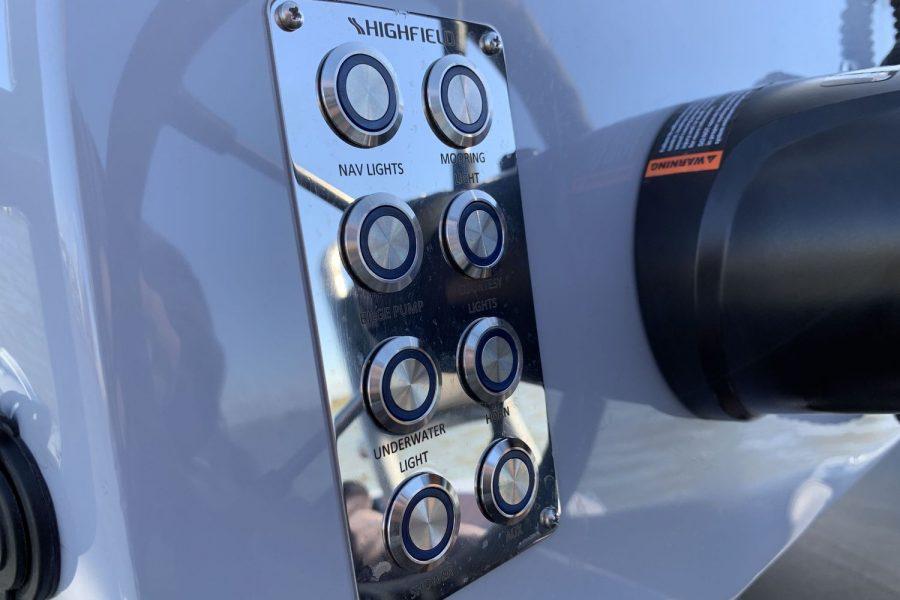 Highfield-SP-650-buttons