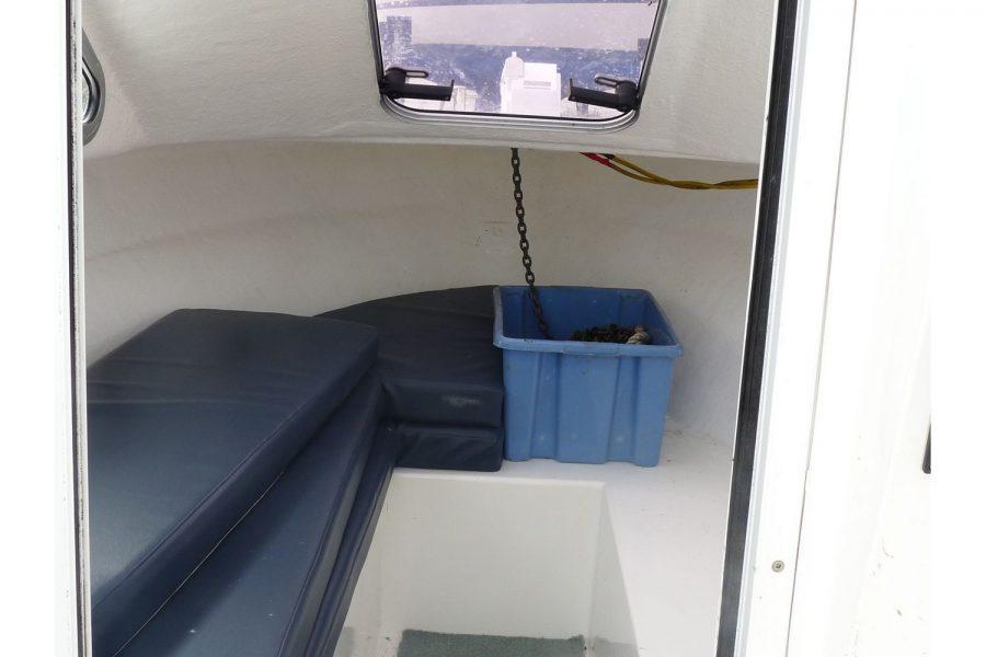 Blackwater Motor Yachts Kingfisher 18 - cuddy