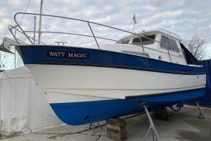 Hardy Mariner 25 – Inboard Diesel