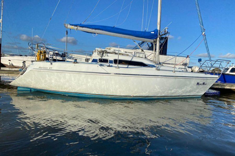 Hunter Horizon 27 Yacht