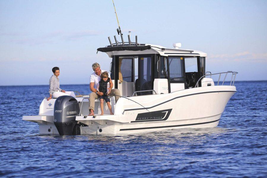 Jeanneau Merry Fisher 795 Marlin - fishing
