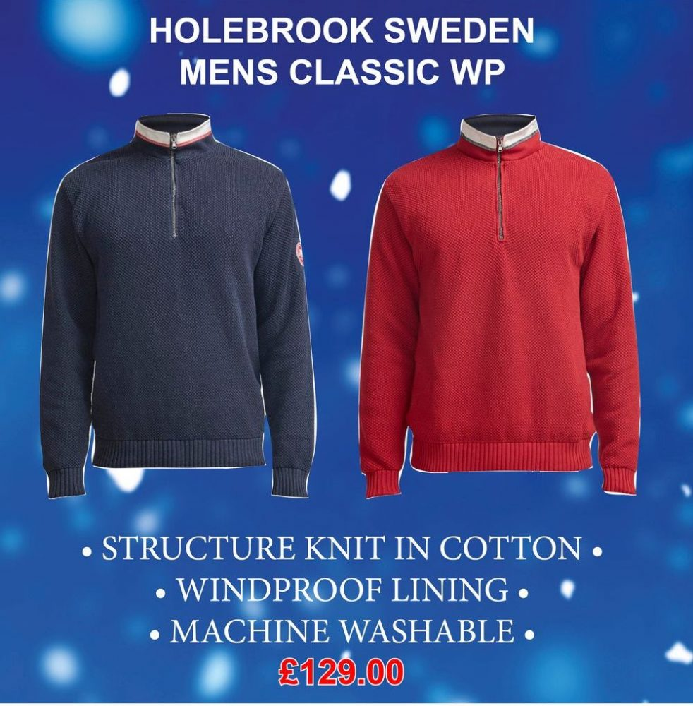 Holebrook Sweden - Mens Classic WP