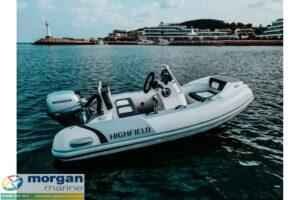 Highfield SP 300 – with Honda BF20 LRU