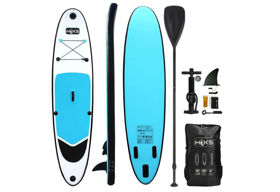 HIKS Stand Up Paddle Boards - in stock!