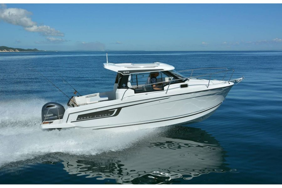 Jeanneau Merry Fisher 695 - Series 2 - cruising