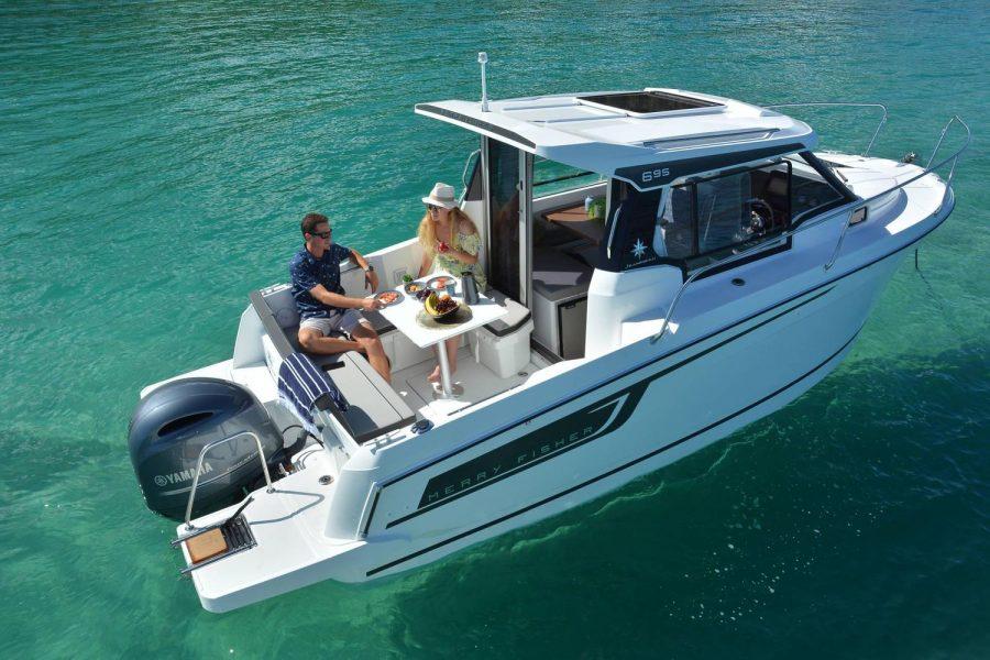 Jeanneau Merry Fisher 695 - Series 2 - fishing boat