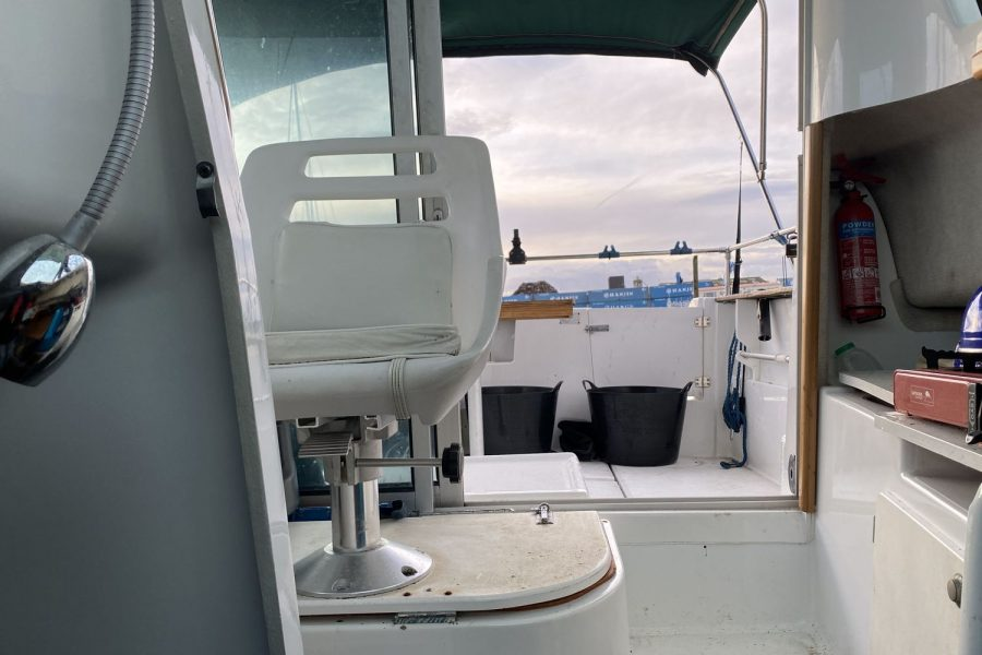 Merry fisher 695- Lucky B-galley
