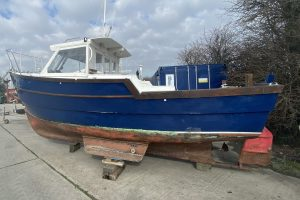 Maritime 21 – Fishing Boat