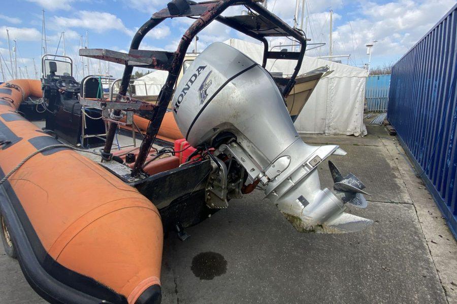 Osprey Viper 6.5 Rib -engine