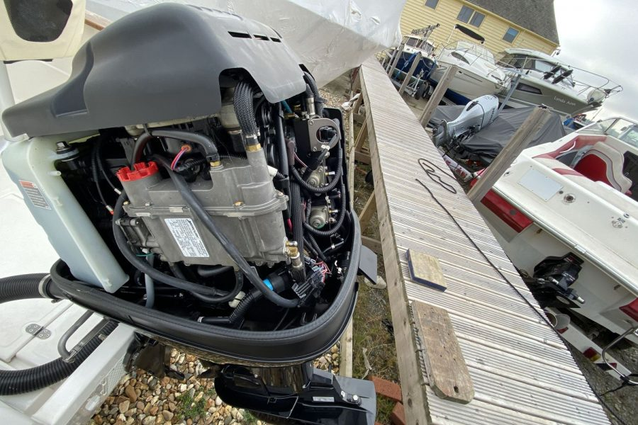 Avilla 250-under-engine